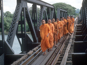 Kanchanaburi - Bridge