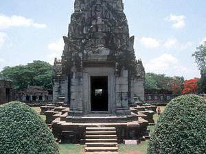 Phimai - tempels