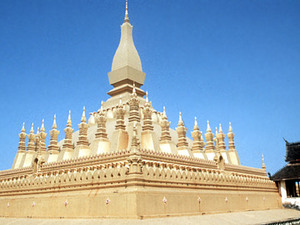 Vientiane - That Luang