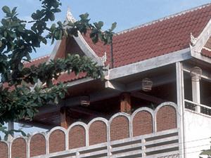 Luang Phabang - hotel