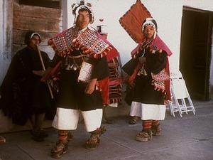 Tarabuco - traditionele kleding