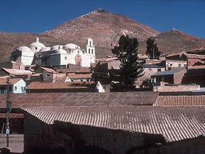 Potosi - Cerro Rico