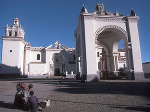 Copacabana - kathedraal
