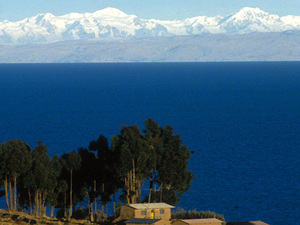 Isla Amantaní - uitzicht