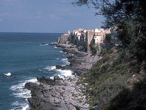 Amalfi - kust