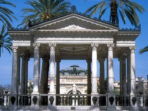 Palermo - monumentaal gebouw