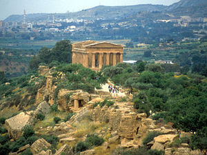 Agrigento - tempel