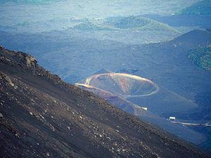 Etna - uitzicht