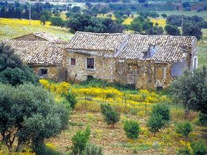 Sicilië - boerderij