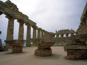 Selinunte - tempel