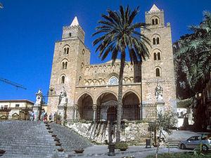Cefalù - kathedraal