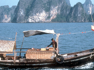 Halong Bay – boottocht