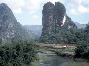 Onderweg - Marble Mountains