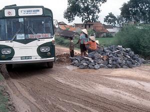 Onderweg - de bus