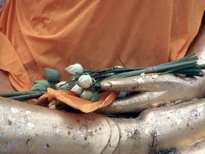 Boeddha - hand