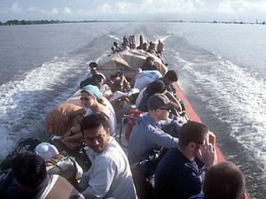 Tonle Sap meer - boottocht