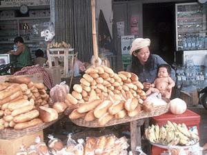 Vientiane - stokbrood