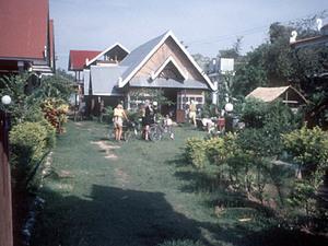 Khong Island - accommodatie