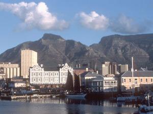Kaapstad - Waterfront