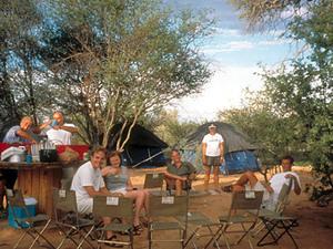 Campingscene