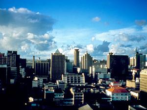 Nairobi - skyline
