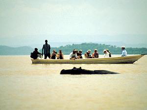 Lake Baringo – boottochtje op het meer