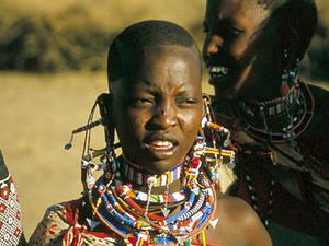 Masai Mara - Masaidorp