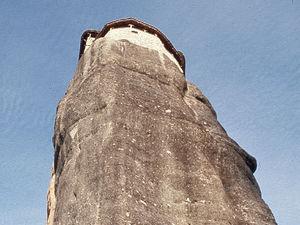 Meteora - klooster Agia Triada