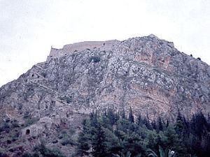 Nafplion - Palamidenfort