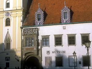 Bratislava - stadhuis