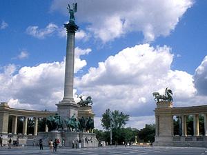 Boedapest - Heldenplein
