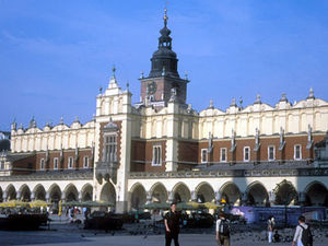 Kraków - Lakenhal