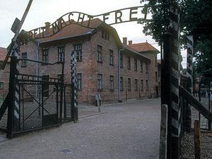 Auschwitz - poort