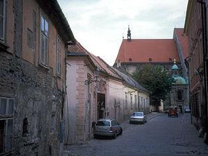 Bratislava - straatjes
