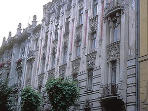 Riga - architectuur