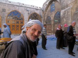 Amman - straatbeeld