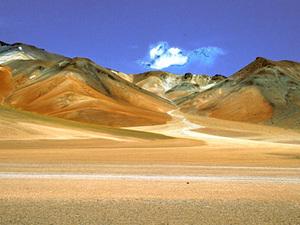 De woestijn van Salvador Dali