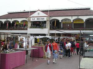 La Serena - de markt