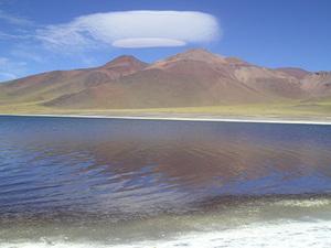 San Pedro de Atacama - Lago Miscanti