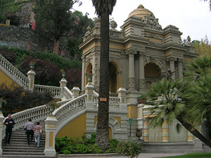 Santiago de Chile - stadspark