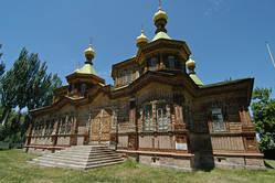 Rondreis Kirgizie