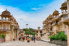 Rondreis India, Rajasthan Paleizen, 15 dagen