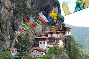 Rondreis Bhutan, Sikkim & Darjeeling, 20 dagen