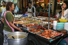 Kookreis Thailand, 15 dagen