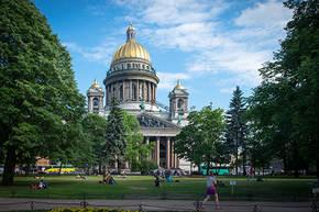 Rondreis Rusland, 14 dagen
