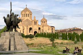 Rondreis Armenië, 9 dagen