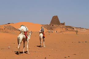 Rondreis Egypte & Soedan, 19 dagen