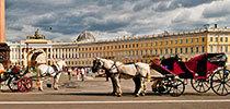Baltische Staten, St. Petersburg en Moskou, 20 dagen