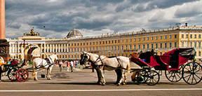 Baltische Staten, Sint-Petersburg en Moskou, 20 dagen