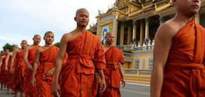 Thailand, Cambodja & Koh Chang, 21 dagen